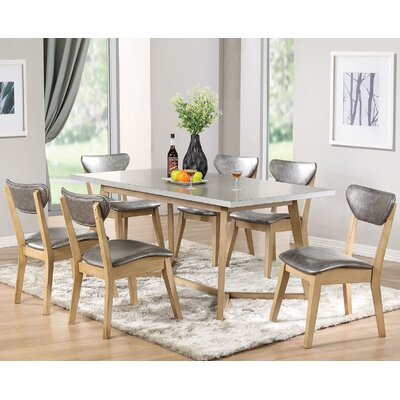 Rosetta Extendable Dining Table