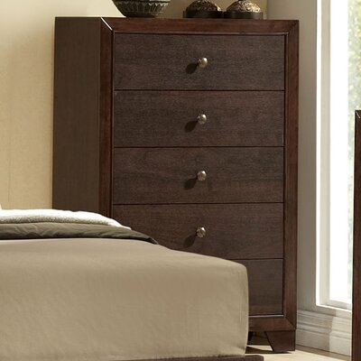 Madison 5 Drawer Standard Chest