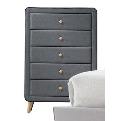 Valda 5 Drawer Standard Chest