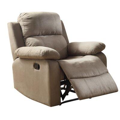Parklon Recliner Upholstery: Gray