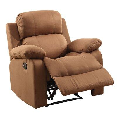 Parklon Recliner Upholstery: Brown