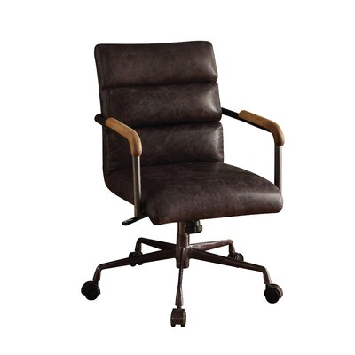Acme Furniture Harith High-back Leather Executive Chair