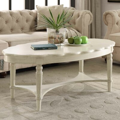 Fordon Coffee Table Color: Antique White