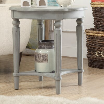 Fordon End Table Finish: Antique Slate