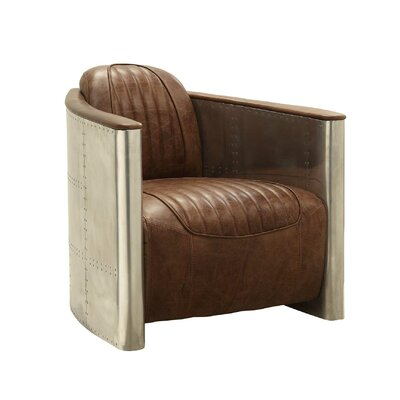 Annessia Barrel Chair
