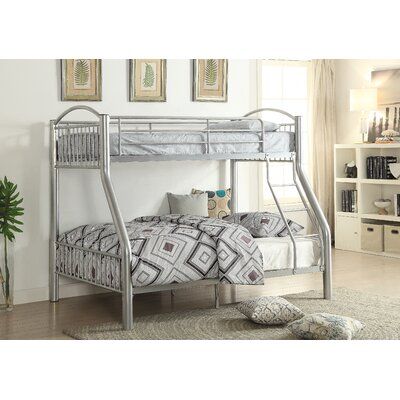 Clayville Bunk Bed in Twin Over Full