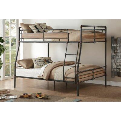 Brantley II Full XL Over Queen Bunk Bed