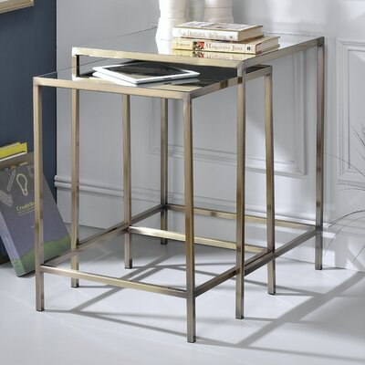 Danyel 2 Piece Nesting Table