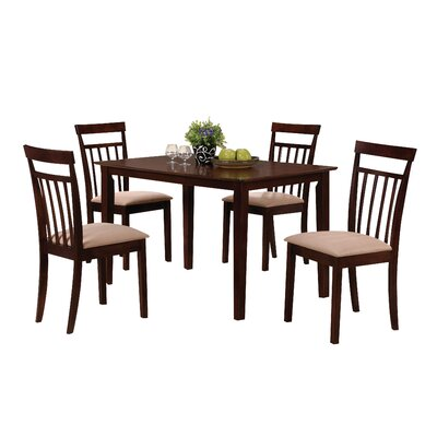 Murdock 5 Piece Dining Set