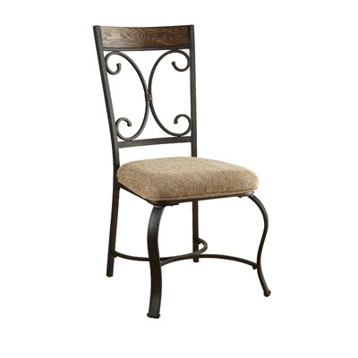 Nagle Double C Shape Side Chair