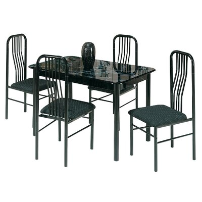 Antionette 5 Piece Dining Set