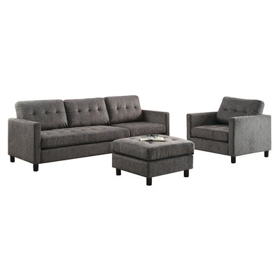 Bischoff Sectional Sofa and Ottoman