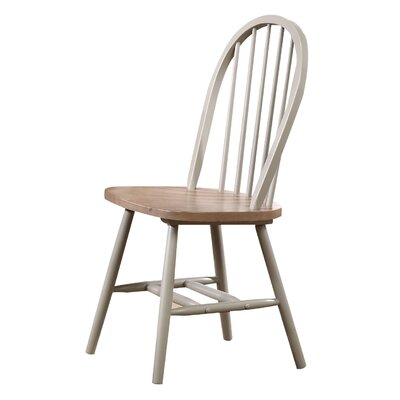 Calderwood Brown Oak/Gray Side Chair