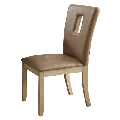 Neponset Rectangle Cut-out Backrest Side Chair