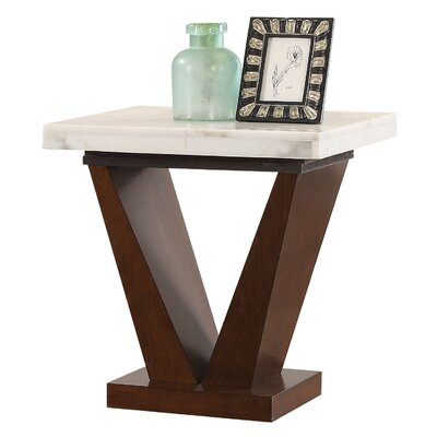 Reding End Table