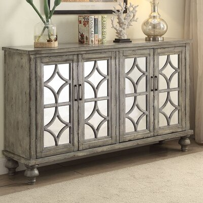 Diondre 4 Door Console Table