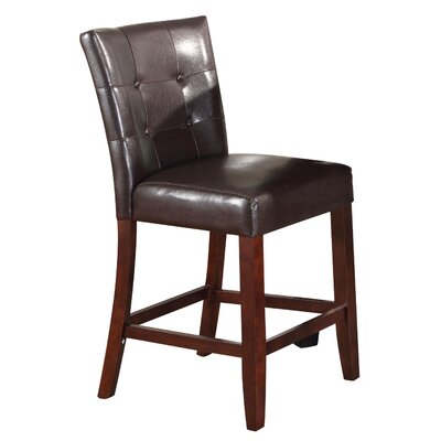 Needham Dining Chair Upholstery: Espresso