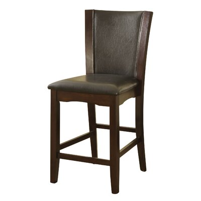 Dekalb Dining Chair Upholstery: Espresso