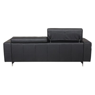 Berends Leather Sleeper Sofa