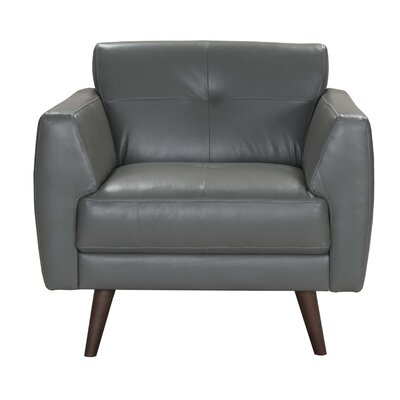 Todd Leather Armchair