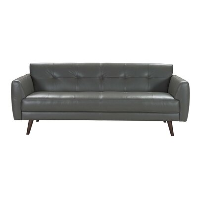 Todd Leather Sofa