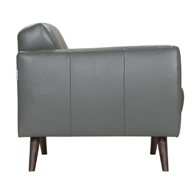 Todd Leather Loveseat