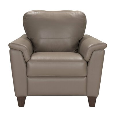 Amity Leather Armchair