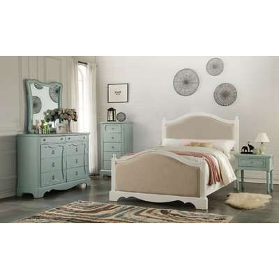 Virginie Panel Customizable Bedroom Set