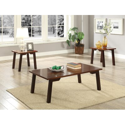 Shauna 3 Piece Coffee Table Set