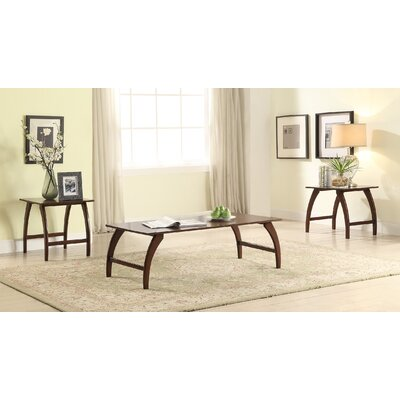 Washington Mews 3 Piece Coffee Table Set