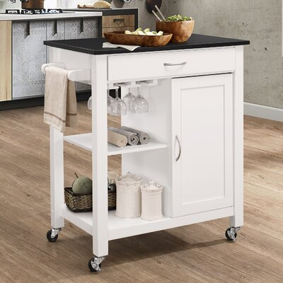 Monongah Kitchen Cart