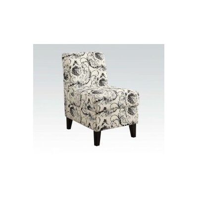 Monica Upholstered Slipper Chair