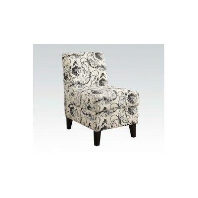 Monica Upholstered Slipper Chair