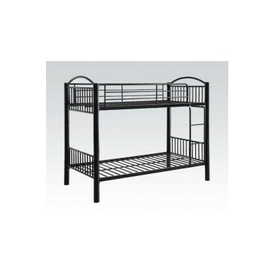 Clayville Bunk Bed Size: Full
