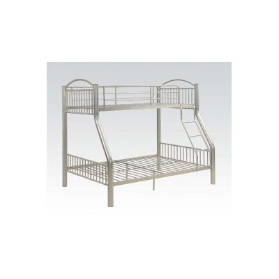 Clayville Twin Over Full Slat Bed