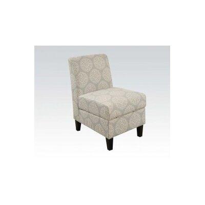 Monica Velvet Slipper Chair
