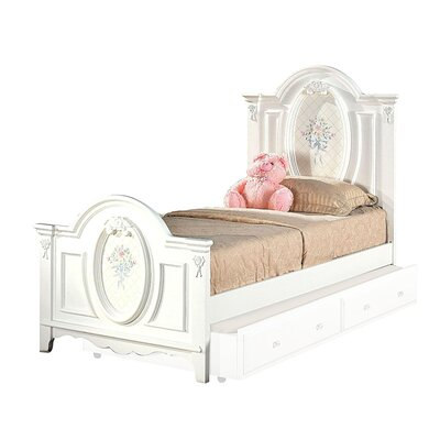 Schaub Panel Bed Size: Twin