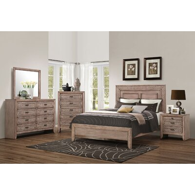 LaTayna Panel Configurable Bedroom Set