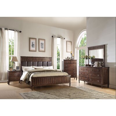 Strasburg Panel Configurable Bedroom Set
