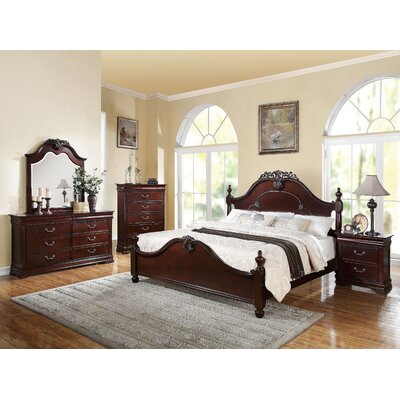 Weyer Platform Configurable Bedroom Set