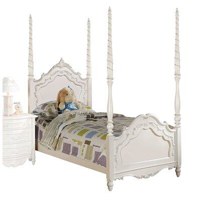 Scalia Full Four Poster Bed