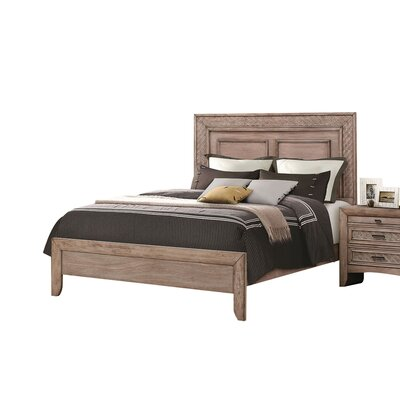 LaTayna Panel Bed Size: Queen
