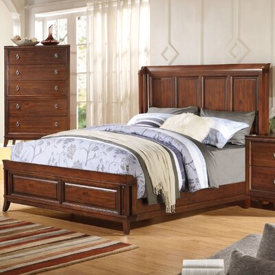 Timberlane Wingback Panel Bed Size: Eastern King