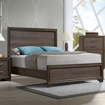 Bowne Panel Bed Size: Eastern King