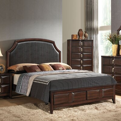 Taylor Cove Upholstered Panel Bed Size: Eastern King