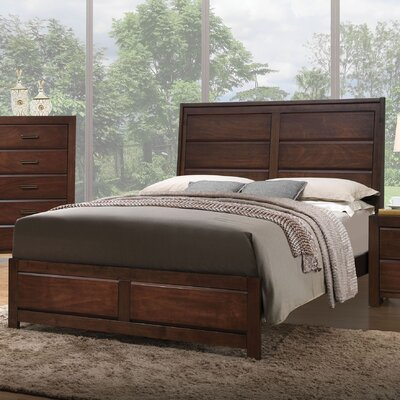 Schiffman Panel Bed Size: Queen