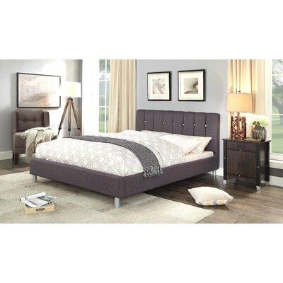 Berube Queen Upholstered Panel Bed