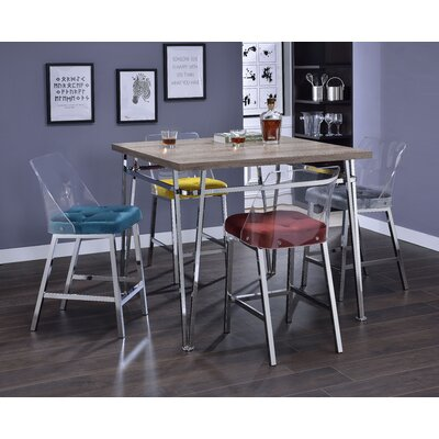 Langhorne 5 Piece Dining Set