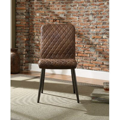 Mandil 2 Pieces Pack Upholstered Dining Chair