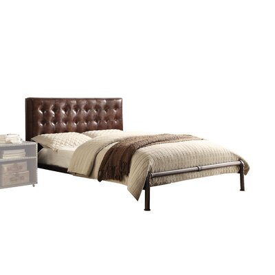 Annessia Queen Platform Customizable Bedroom Set
